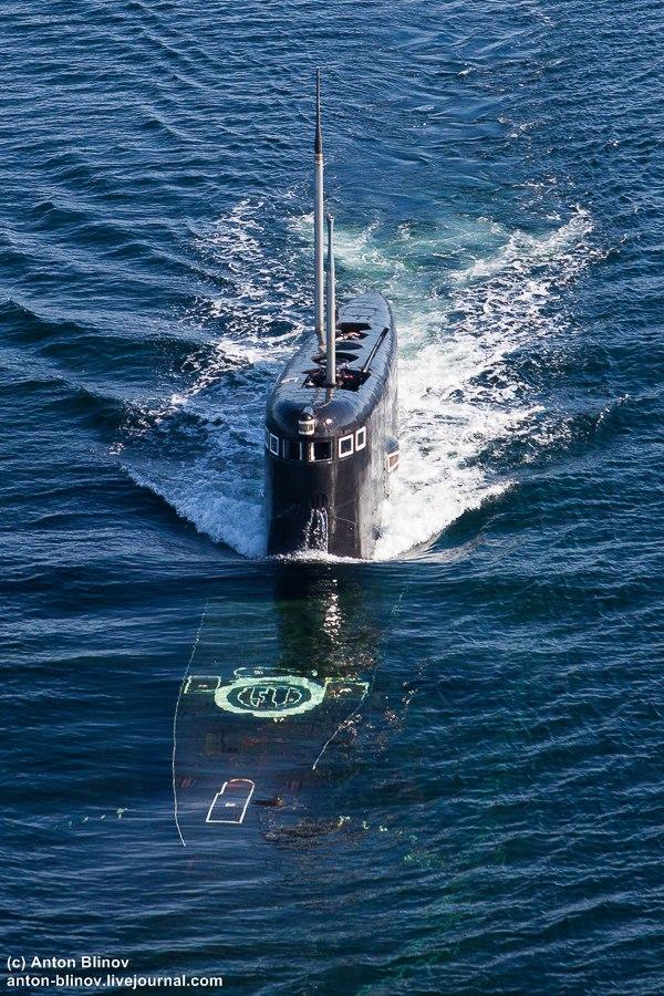 действующие модели подводных лодок