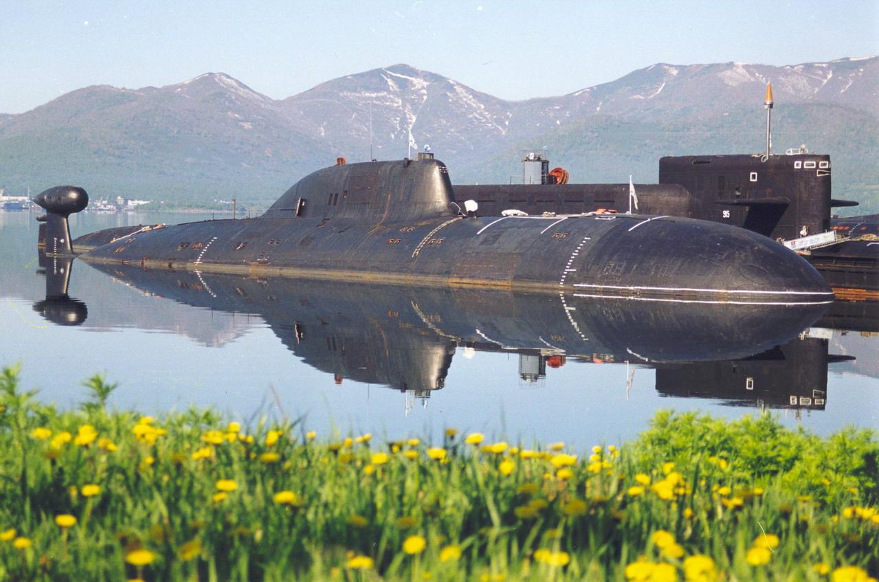 Атомная подводная лодка северодвинск фото