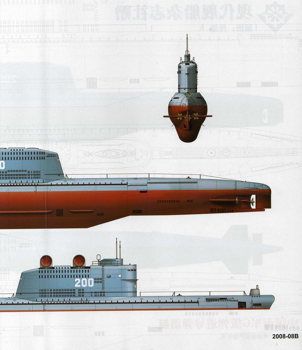 629 проект подводных лодок