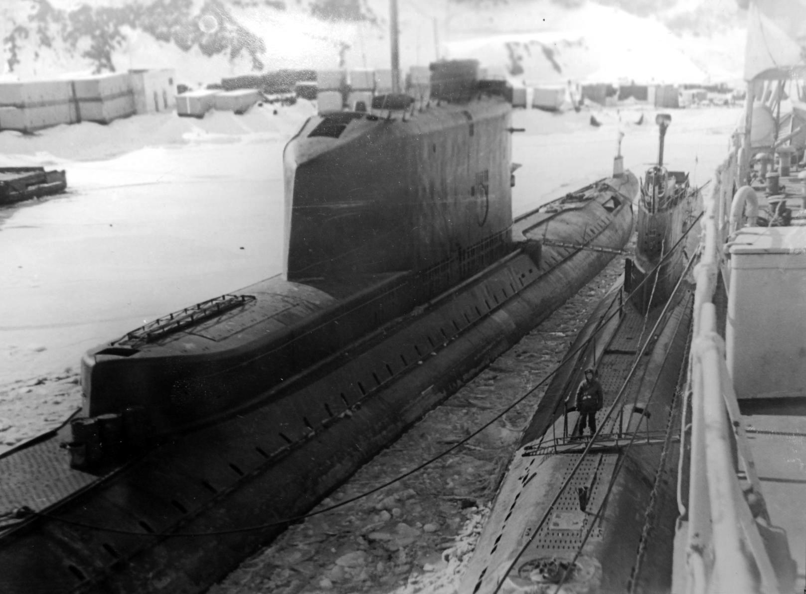 Подводные Лодки Проекта 629