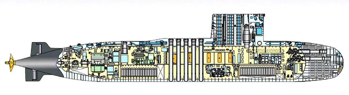 анаэробные силовые установки подводных лодок