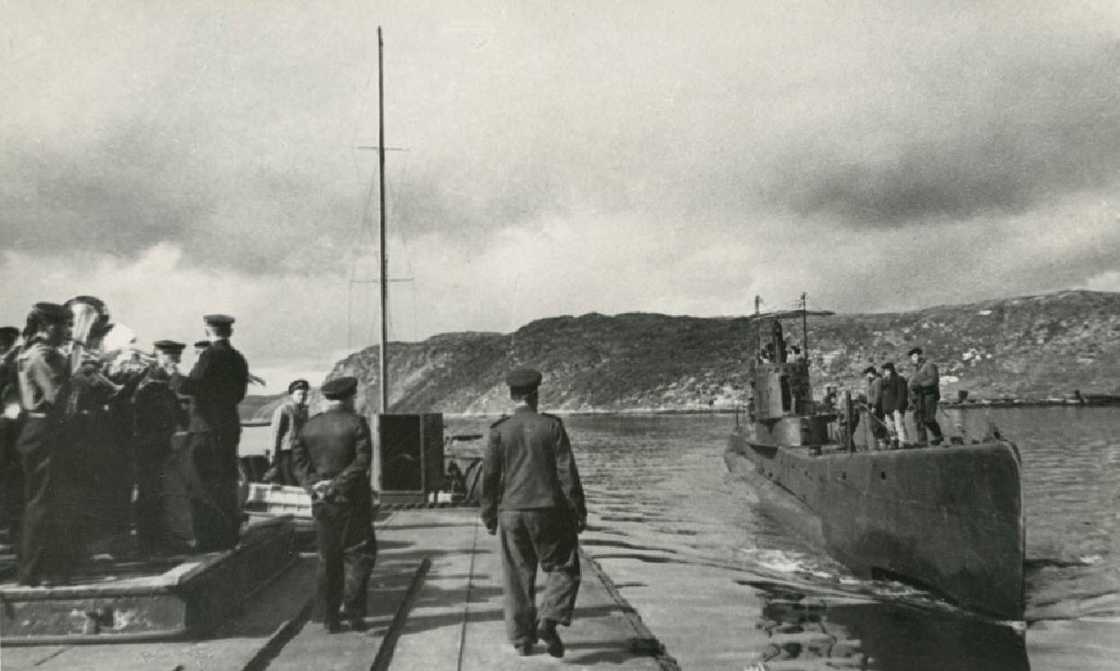 фильмы про подводные лодки 1941-1945 года
