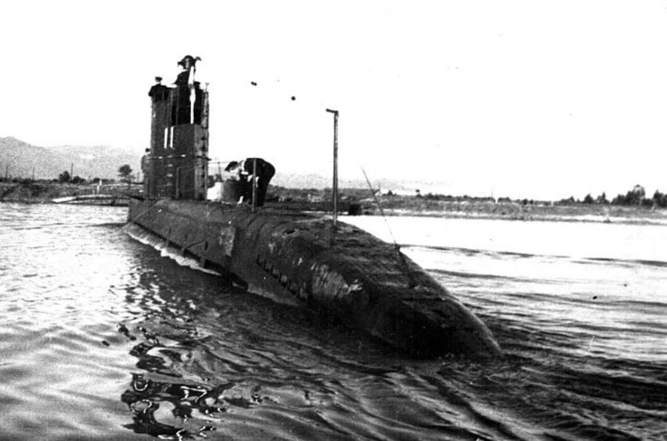 участие подводных лодок в великой отечественной войне