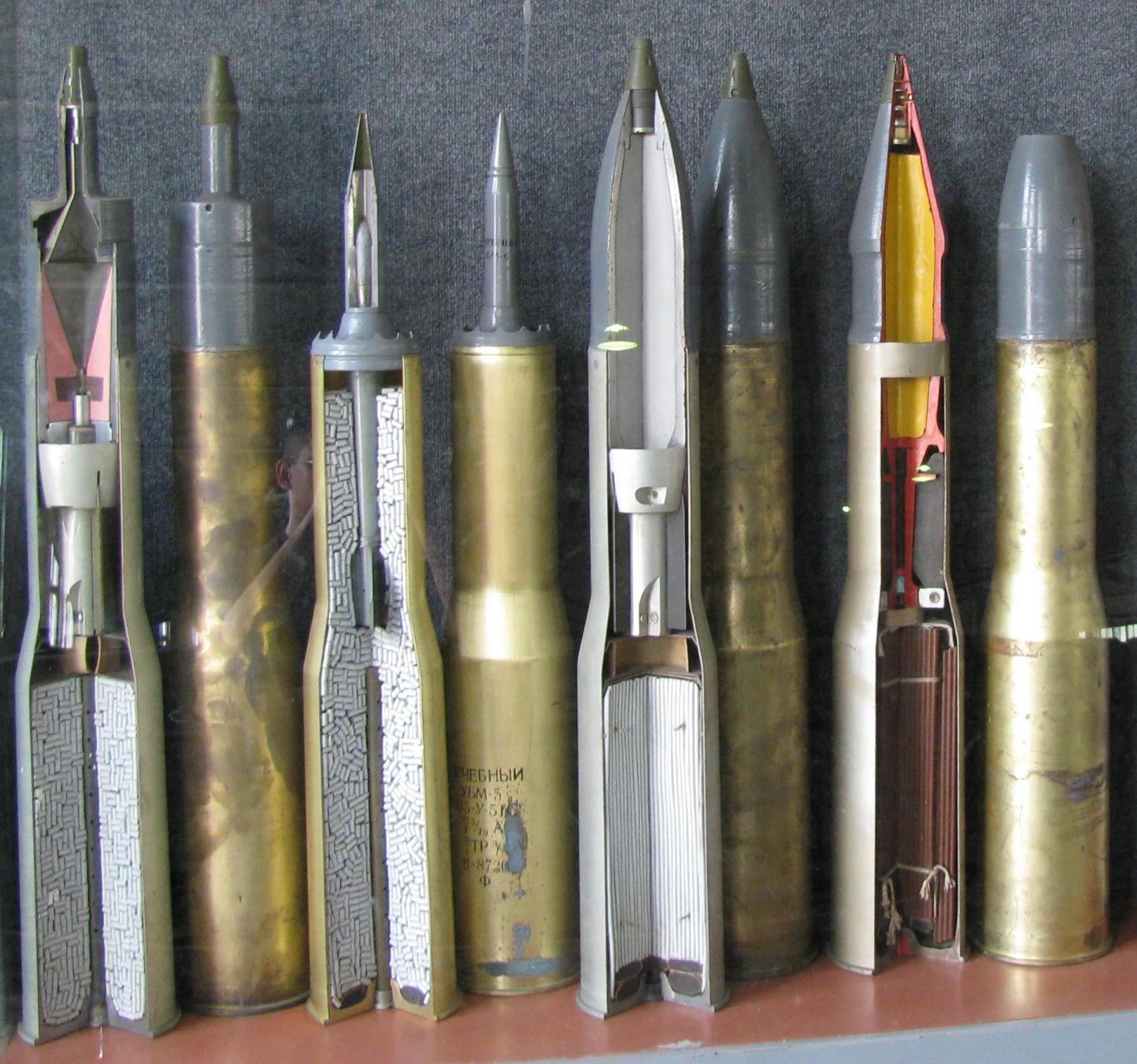 Современные танковые снаряды фото