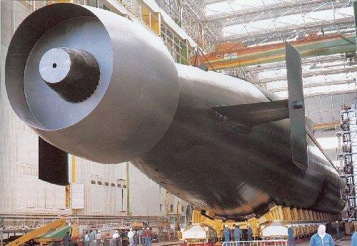 водометы для подводных лодок