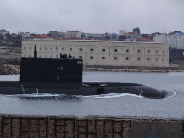 б 260 подводная лодка