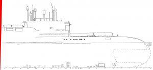 подводная лодка заказ 202